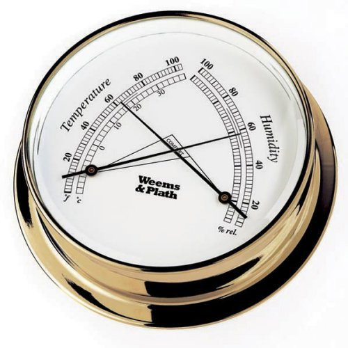 Weems & Plath Endurance Collection 125 Comfortmeter (Brass) by Weems & Plath