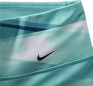 Nike Legend 2.0 Ribbon Wrap Women's Running Tights Blue Large