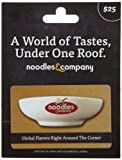 Noodles & Company Gift Card $25 offers