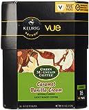 16 Pack - Green Mountain Caramel Vanilla Cream Vue Cup For Keurig Vue Brewers