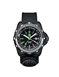 Luminox Men's A.8831.KM Recon Analog Display Quartz Black Watch