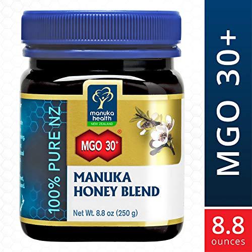 MANUKA HEALTH - MGO 30+ Manuka Honey, 100% Pure New Zealand Honey, 8.8 oz (250 g) (FFP)