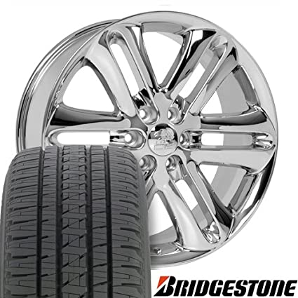 Amazoncom Oe Wheels 22 Inch Fits Ford Expedition F150 Lincoln Mark