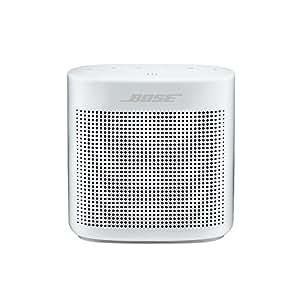 Bose Sound Link Color Bluetooth Speaker II, Polar White