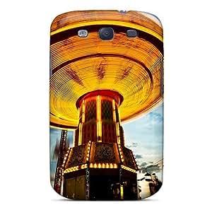 Maria N Young Galaxy S3 Hard Case With Fashion Design/ VWuTKlR5423CfMiz Phone Case