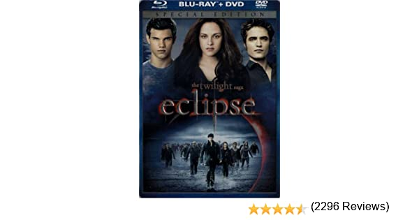 Twilight Saga: Eclipse [USA] [Blu-ray]: Amazon.es: Cine y Series TV