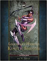 Legendary Hybrids: Kinetic Shinobi: Volume 2: Amazon.es: N ...