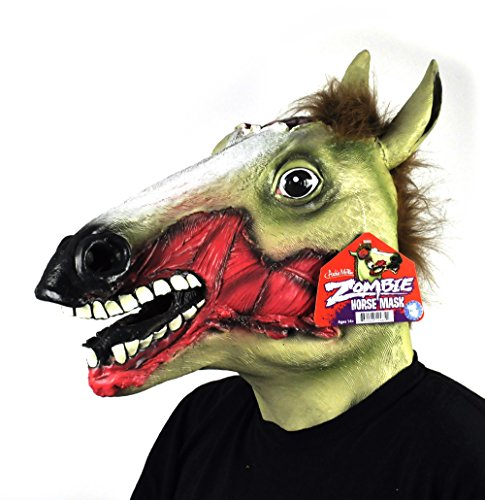 Costumes Horsehead (Accoutrements Zombie Horse)