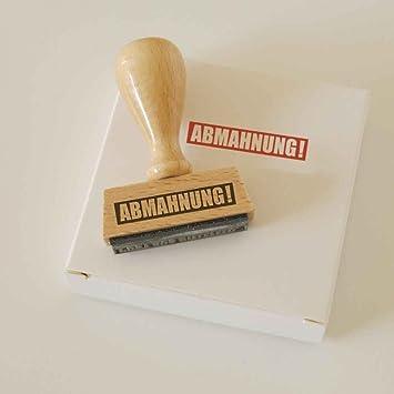 Stempel Abmahnung Amazonde Bürobedarf Schreibwaren