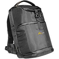 DSLR Camera Backpack, roocase DSLR / SLR Camera Backpack with Waterproof Rain Cover