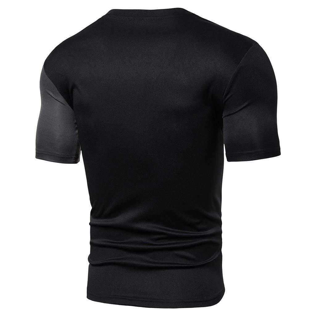 Xmiral T-Shirt Uomo #19032802R#