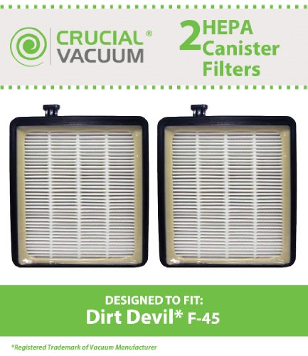 dirty devil canister vacuum - 2
