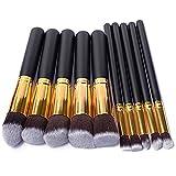 Best Kolight Blending Brushes - KOLIGHT Fashion Portable Premium Makeup Brush Set Cosmetics Review
