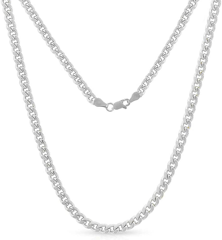 85 95 1mm thick solid sterling silver 925 Italian flat CURB chain necklace chocker bracelet anklet with spring ring clasp jewelry 30 40 80 20 35 100cm 70 50 45 75 65 60 25 55 90 15