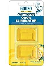 Gonzo Garbage Odour Eliminator, Lemon, 5g