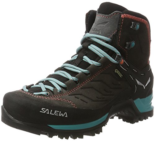 Salewa Hiking Trainer Ws Mid Mtn viridian magnet Green Rise Gtx 674 High Black Women's Boots rS8rBwpxZq