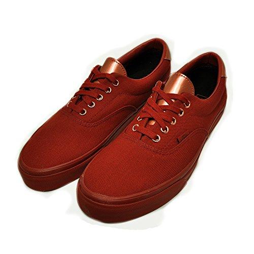 Sneakers Moda Vans 59 (mono Metallizzata) In Rame Misura 9,5 Uomini / 11 Donne