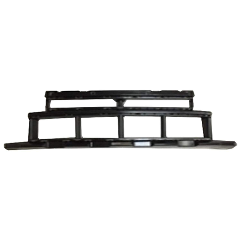 No variation Bumper Cover Grille Multiple Manufactures MB1036163 Standard