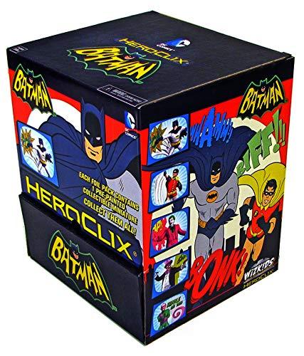 (DC HeroClix Batman Classic TV Series 24-Pack Booster Box)