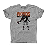 500 LEVEL's Ickey Woods Kids Shirt - Vintage Cincinnati Football Fan Gear - Ickey Woods Touchdown Dance Cincinnati