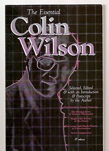 Colin Wilson Pdf
