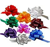 Christmas Gift Wrap Pull Bows - 5