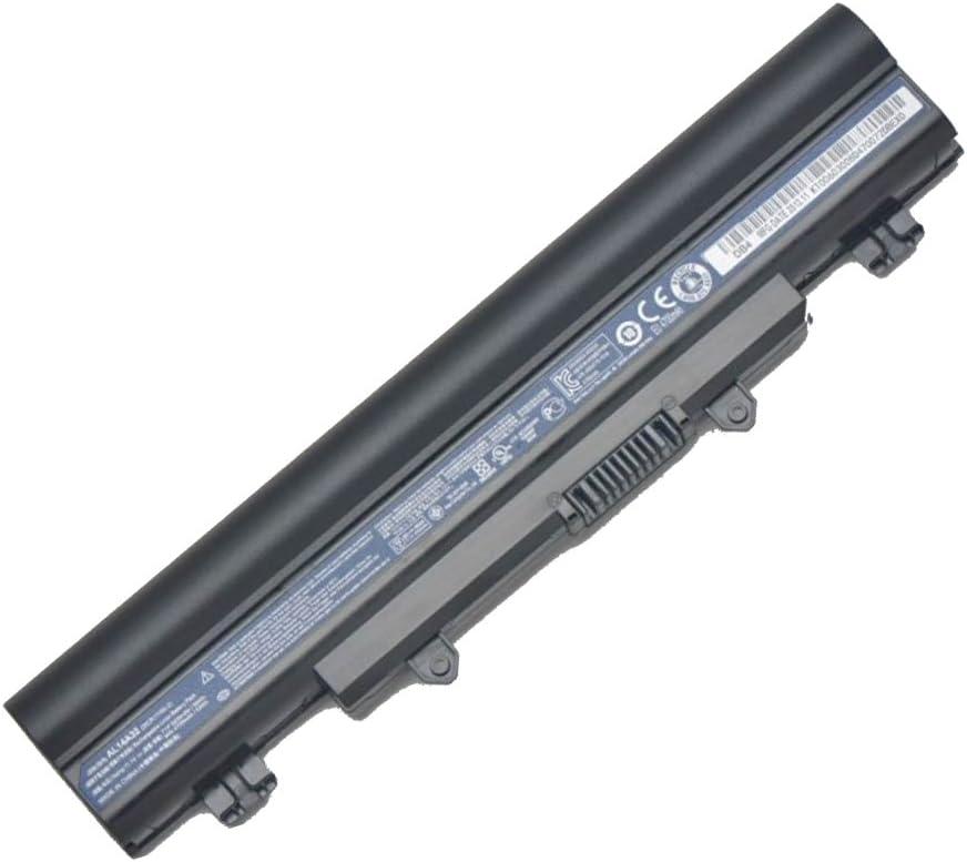 Powerforlaptop Laptop/Notebook Replace Battery for Acer Aspire E1-571 E1-571G E5-411 E5-421 E5-421G E5-471 E5-471G E5-511 E5-511G E5-511P E5-521 E5-521G E5-531 E5-551 E5-551G AL14A32