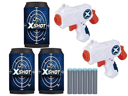 X Shot 2X Micro e 3 Latas Candide
