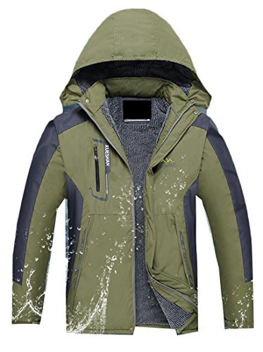 2 Jackets Zipper Waterproof Slim Fit Men's Generic Outdoor q4fHY