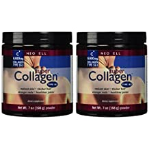 Neocell Super Powder Collagen, Type 1 and 3, 7 Ounce (2 Pack)