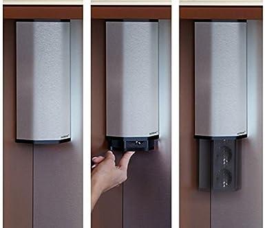 EVOline V Port Energiebox versenkbar Energieport Küchen Steckdose ...