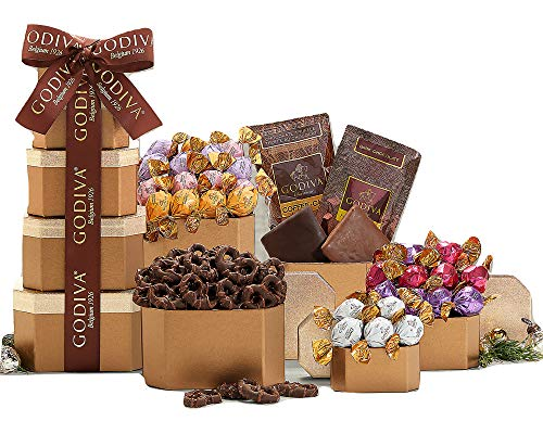Remarkable Gift Co. Happy Easter Special Godiva Chocolate Gift ()