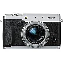 Fujifilm X30 12 MP Digital Camera with 3-Inch LCD (Silver)