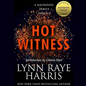 Hot Witness Audiobook
