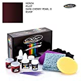 HONDA PILOT / DARK CHERRY PEARL II - R549P / COLOR N DRIVE TOUCH UP PAINT SYSTEM FOR PAINT CHIPS AND SCRATCHES / BASIC PACK