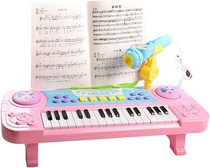 XXHDYR La música y el pequeño micrófono para Piano, para ...