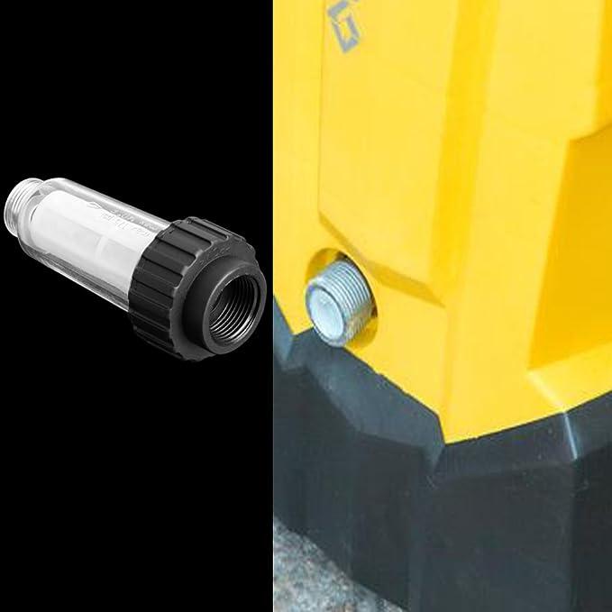 Xineker Filtro de Agua para Lavadora de Alta presión Lavor Elitech ...