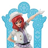 Sega Love Live! School Idol Project Snow Halation SPM Figure Nishikino Maki Action Figure, 9