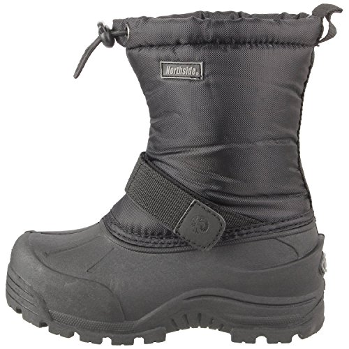 Large Product Image of Northside Frosty Winter Boot (Toddler/Little Kid/Big Kid),Black,13 M US Little Kid