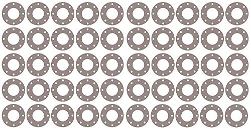 18 OD Outstanding Weather Resistance Polytetrafluoro-Ethylene Sur-Seal Pack of 50 Pack of 50 Sterling Seal ORTFE910x50 Number-910 Standard Teflon O-Ring 17-1//2 ID 17-1//2 ID 18 OD