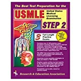 img - for USMLE Step 2 (REA) - The Best Test Prep for the USMLE Step 2 (Test Preps) book / textbook / text book