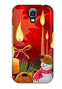 Megan S Deitz's Shop Cheap Premium shining Christmas Day Case For Galaxy S4- Eco-friendly Packaging 1108068K72291664