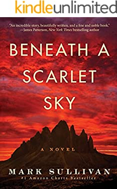 Amazon kindle ebooks kindle store foreign languages beneath a scarlet sky a novel fandeluxe Gallery