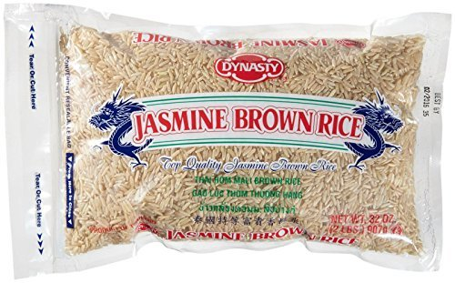 Dynasty Brown Jasmine Rice, 2 lb by DYNASTY