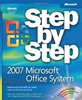 2007 Microsoft Office System Step by Step Front Cover