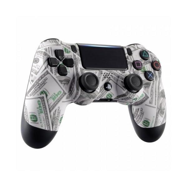 Money Playstation 4 PS4 Dual Shock 4 Wireless Custom Controller 2