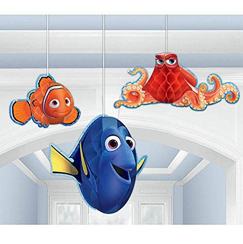 Honeycomb Decoration | Disney /Pixar Finding Dory | Party -