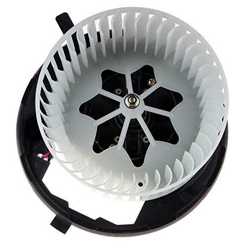 TUPARTS AC Conditioning Heater Blower Motor with Fan HVAC Motors Fit for 2006-2013 Audi A3, 2008-2014 Audi TT, Volkswagen Beetle/Golf/GTI/Jetta/Passat