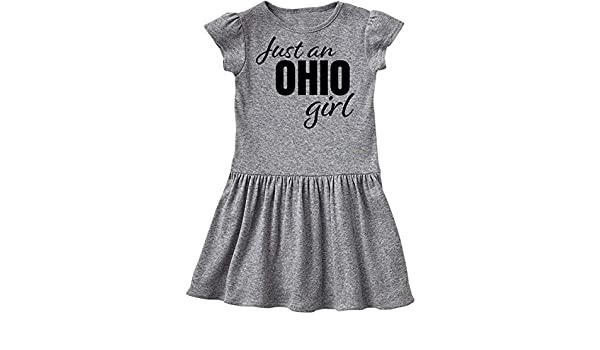 inktastic Just an Iowa Girl Born and Raised Toddler Long Sleeve T-Shirt