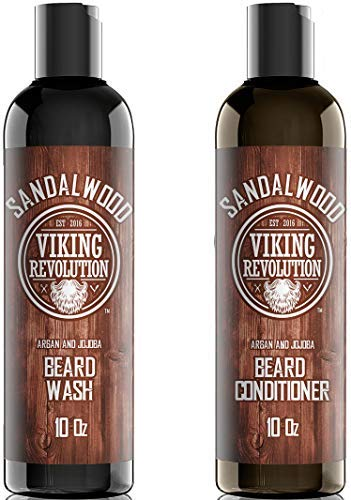 Beard Wash Conditioner Argan Jojoba product image